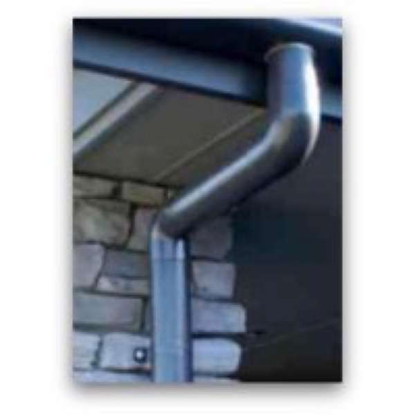 Metal or Aluminium Downpipes