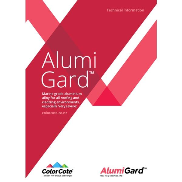 Colorcote® Pre-Painted Aluminium